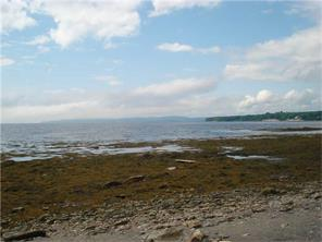 Oceanfront Lot in Searsport Maine for sale with expansive 