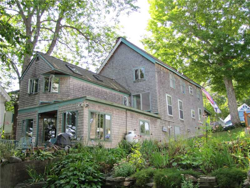 Ocean View Cottage on Penobscot Bay - Bayside Maine Real Estate Listing