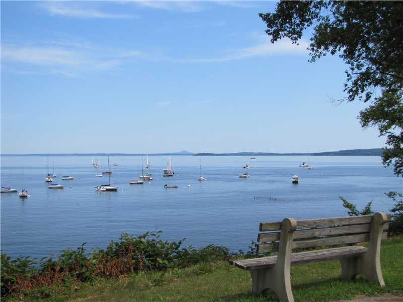 Maine Real Estate Listing in  Bayside, a village in Northport, Maine