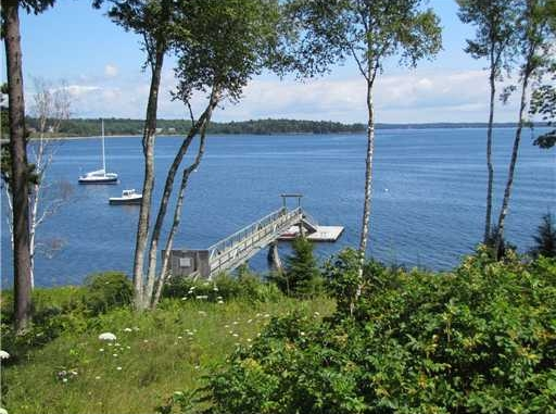 Real Estate Listing in Lincolnville Maine - Condo with Sweeping Views of Penobscot Bay